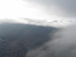 Облака разделяют мир сумрака и мир света.